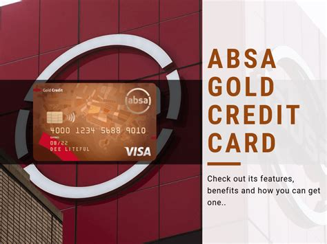 Credit Card Fees Absa Absa Absa Transact Credit Card