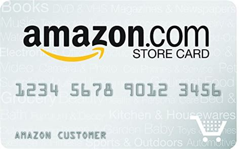 Credit Card Offers With Points Amazon Amazon Store Card Credit Card Offers
