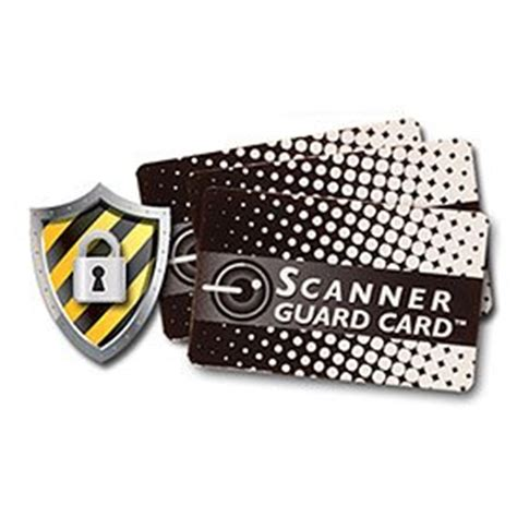 Credit Card Scanner Amazon Amazon Scanner Guard Card Your Best Protection