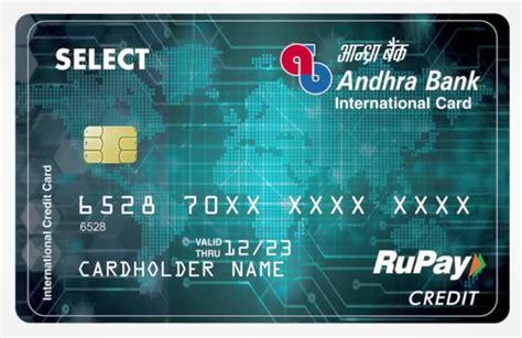 Credit Card Payment Kotak Billdesk Andhra Bank Credit Card Bill Payment Through Billdesk