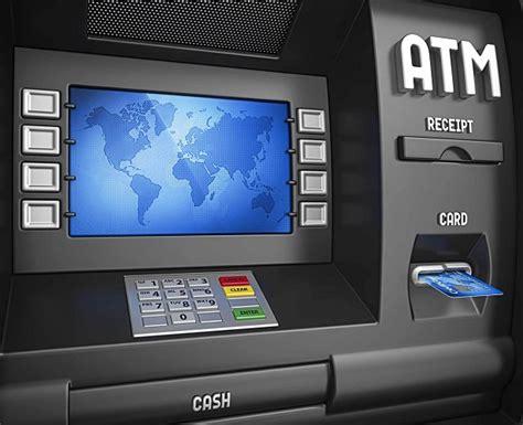 Credit Card Atm Machine Atmequipment Atm Machine