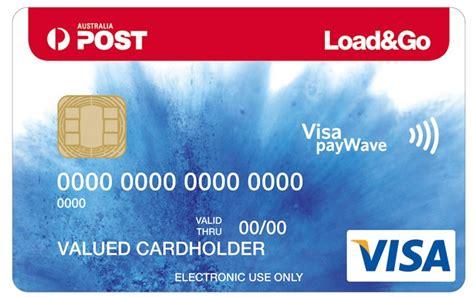 Credit Card Australia Post Australia Post Loadgo Travel Card Productreviewau