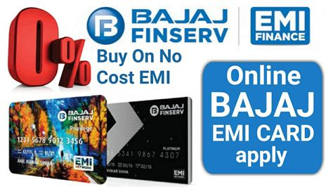 Credit Card Manufacturers India Bajaj Finserv Emi Card Check Offers On Shopping Apply