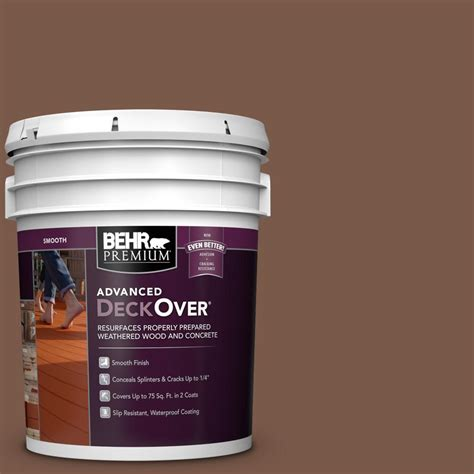 Credit Card Application For Home Depot Behr Premium Deckover Deck Paint Restoration