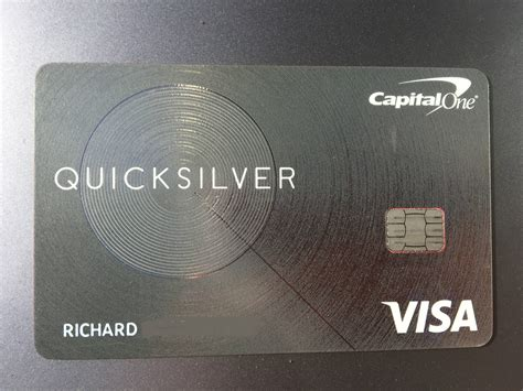 Credit Card Comparison Capital One Capital One Quicksilver Credit Card Review Nerdwallet