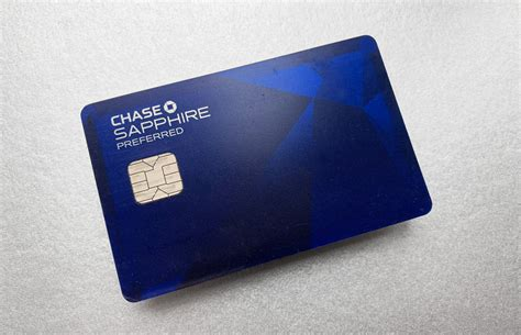 Credit Card Miles Chase Chase Sapphire Preferredr Credit Card Review 50000 Bonus