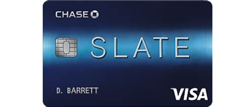 Credit Card O Apr Balance Transfer Chase Slate Review No Fee Balance Transfer For 15 Months