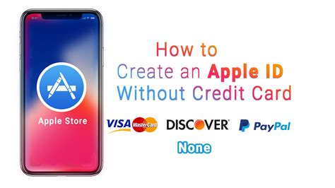 Credit Card App Apple Create An Apple Id Without A Credit Card Supportapple