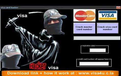 Credit Card Hack Pro 2015 Download Credit Card Hacker
