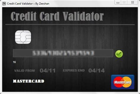 Credit Card Id Generator Credit Card Validator Fake Name Generator