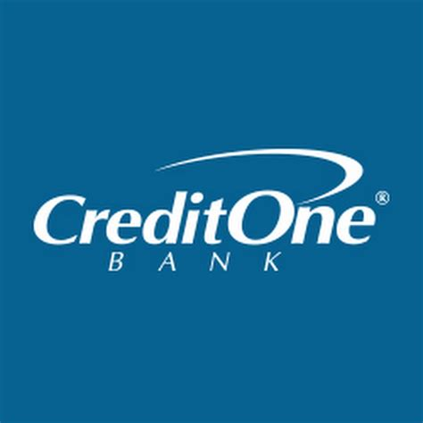 Credit Card By Bank Credit One Bank Official Site