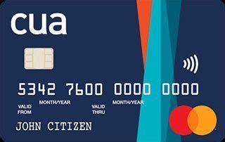 Credit Card Brokers Australia Cua Low Rate Credit Card Review Finderau
