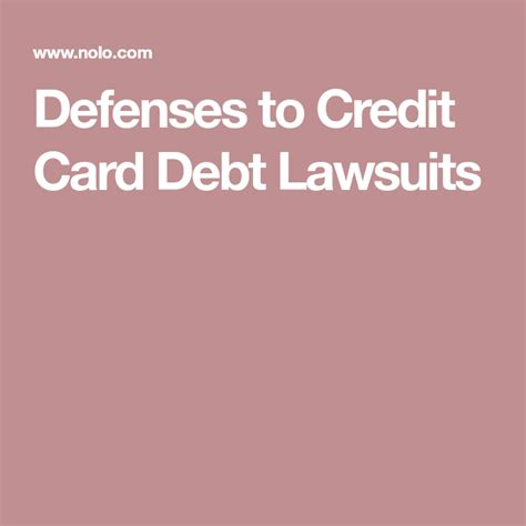 Credit Card Companies And Harassment