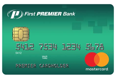 Credit Card By Bank First Premier Bank Credit Card Managing Your Account