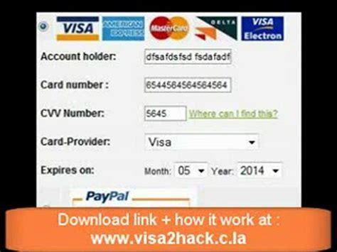 Credit Card Generator Code Credit Card Generator Generate Valid Credit Cards Online