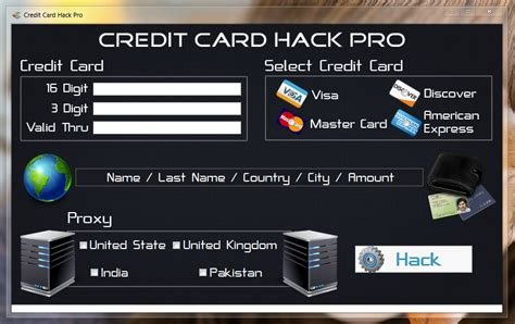 Credit Card Hacking Software Online How Hackers Hack Credit Cards Or Debit Cards Password Online