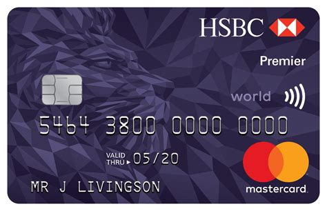 Credit Card Apply In Uae Hsbc Premier Credit Card Hsbc Premier Hsbc Uae