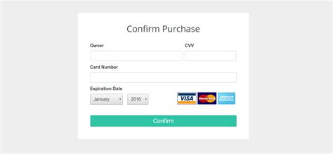 Credit Card Form Paypal Html Form Basics For Paypal Payments Standard Paypal