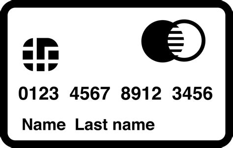 Credit Card Font Icons Icons From Font Awesome Bootstrap And Google