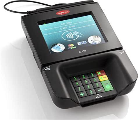 Credit Card Swiper Walmart Ingenico Isc350 Credit Card Terminal Amazon