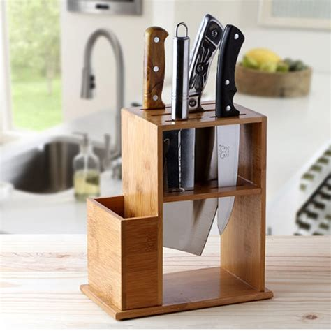 Credit Card Knife Free Offer Knife Storage Blocks And Magnetic Holders Crate And Barrel