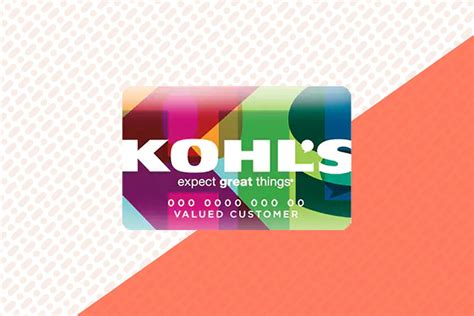 Credit Card At Kohls Kohls Credit Card Login Mykohlscharge