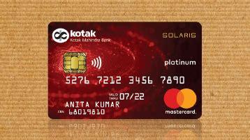 Credit Card Payment Kotak Billdesk Kotak Paynet Billdesk