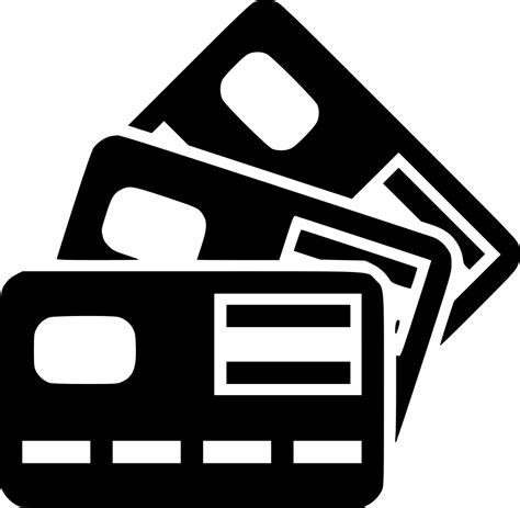 Credit Card Icons Sprite Open Iconic A Free And Open Icon Set