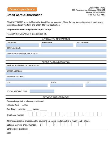 Credit Card Authorization Form Australian Embassy Credit Card Payment Authorization Kreditkarte