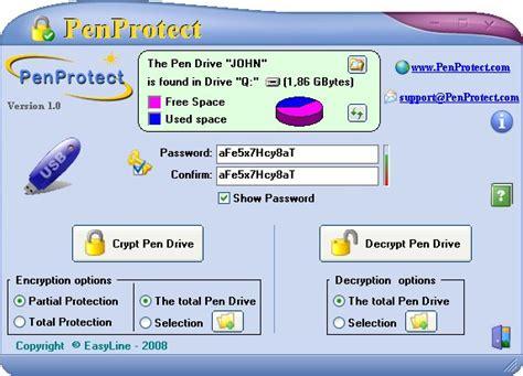 Credit Card Size Pen Drive Penprotect Password Protect Usb Flash Drive And Pen Drive