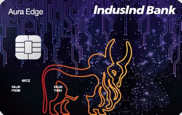 Credit Card Chip Safety Platinum Aura Credit Card At Indusind Bank