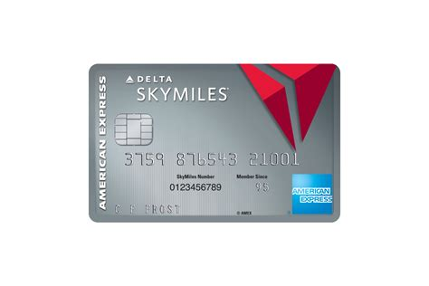 Credit Card To Earn Delta Miles Platinum Delta Skymiles Credit Card American Express