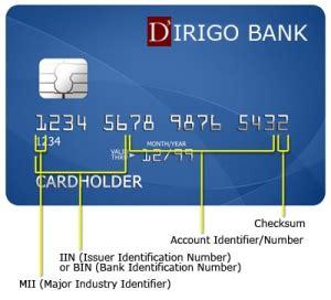 Credit Card Rewards Definition Primary Account Number Pan Definition Credit Card Glossary