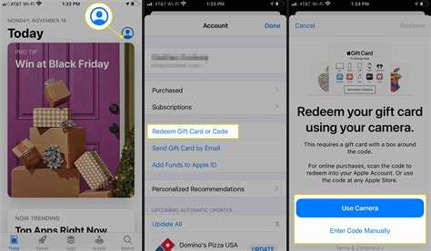 Credit Card App Apple Redeem App Store Itunes Gift Cards Apple Music Gift