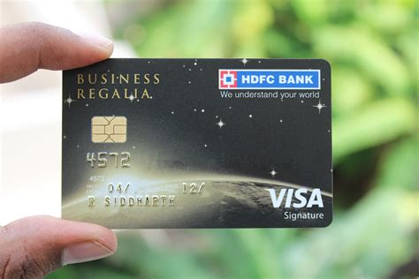 Credit Card Chip Safety Regalia Credit Card The Luxury Credit Card Hdfc Bank