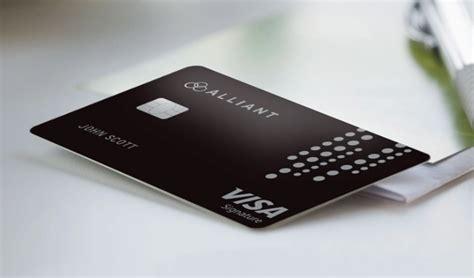 Credit Card Balance Upon Death Review Alliant Credit Union Visa Platinum Card Balance