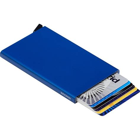 Credit Card Holder Secrid Secrid Card Protector In Black Very Slim Credit Card