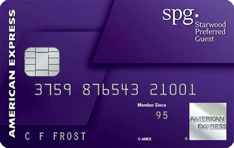 Credit Card Better Than American Express Starwood Preferred Guest Credit Card Spg Amex Canada