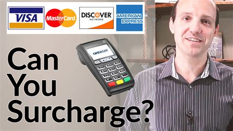 Credit Card Fees Law Credit Card Surcharging Adding Fees To Card Purchases