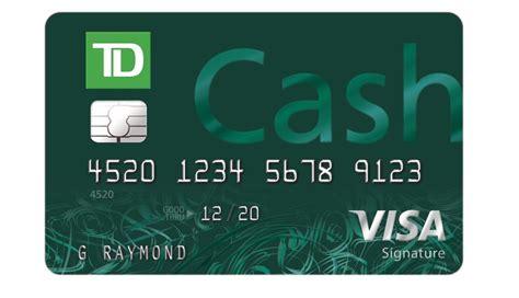 Credit Card Rewards Programs Htc Td Bank