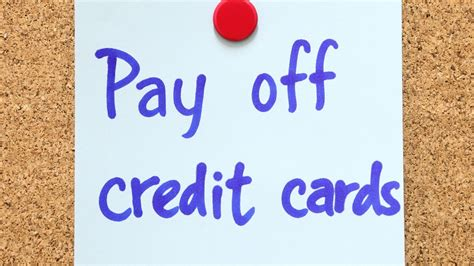 Credit Card Interest After Balance Paid The Best Ways To Get Rid Of That Awful Credit Card Debt