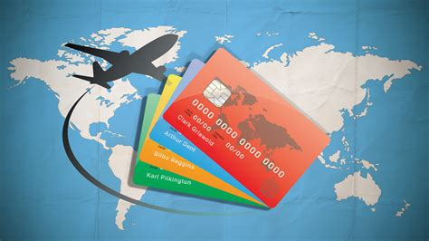 Credit Card Direct Debit Interest Travel Credit Cards The Best Credit Cards To Use Abroad Mse