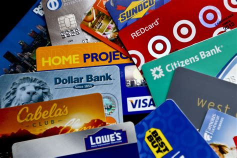 Credit Cards For Department Stores Department Store And Retail Store Credit Cards