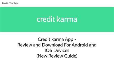 Credit Karma Number Of Accounts Credit Karma Privacy Policy