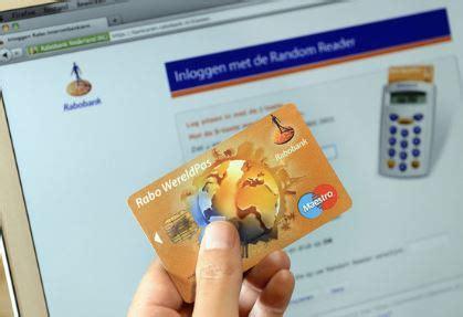 Creditcard Aanvragen Rabobank Studenten Service Creditcard Rabobank