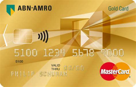Creditcard Ics Aanvragen Creditcard Aanvragen Abn Amro