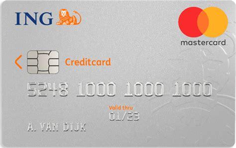 Creditcard Ing Verzekerd Ruime Limiet En Verzekering Bij De Rabocard Creditcard