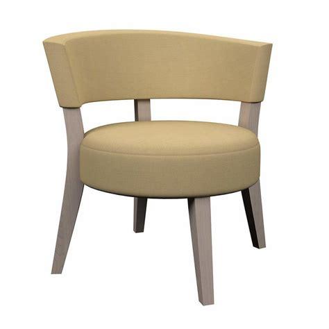 Crescent Barrel Chair