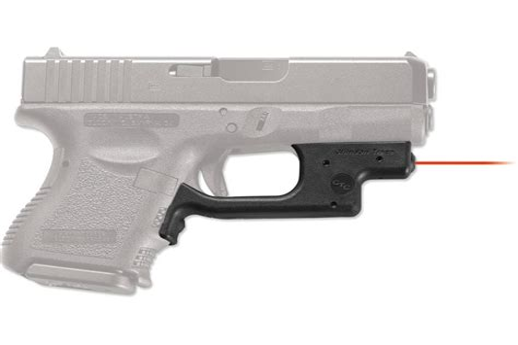 Glock-19 Crimson Trace Laserguard Glock 19.
