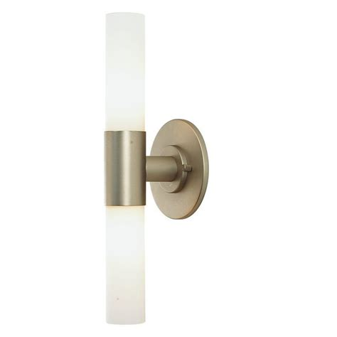 Croskey Cylinder 2-Light Bath Bar